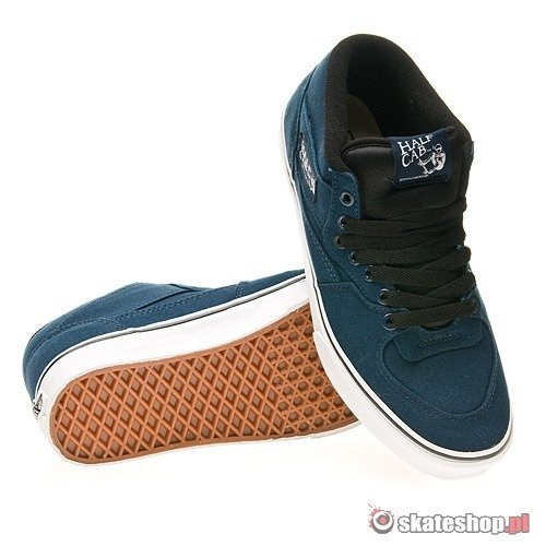 Buty VANS Half Cab 14OZ (dress blues) granatowe