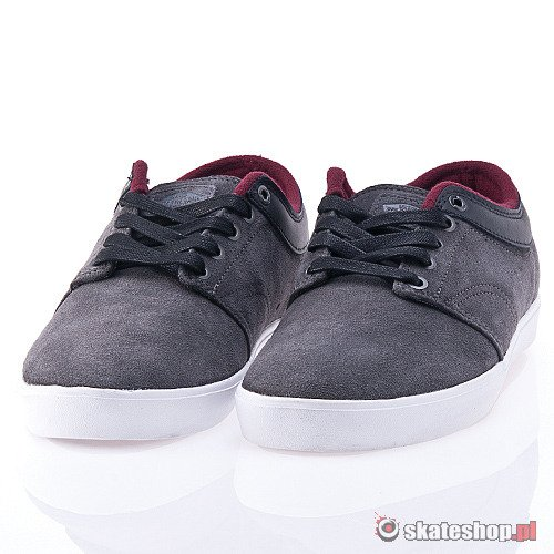 Buty VANS Pacqurd (dark grey/black/white) ciemno szare