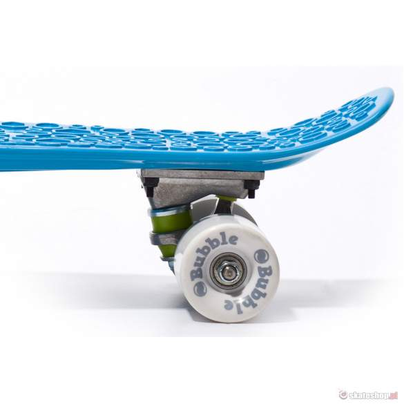Cruiser BUBBLE SKATEBOARDS (blue) niebieska