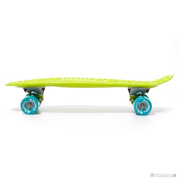 Cruiser BUBBLE SKATEBOARDS (lime) zielona