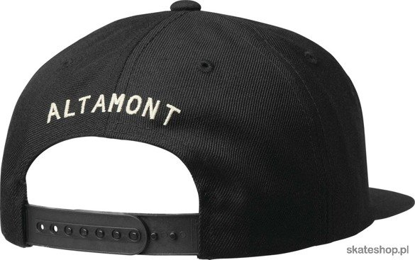Czapka Altamont Bohr Ball (black/white)