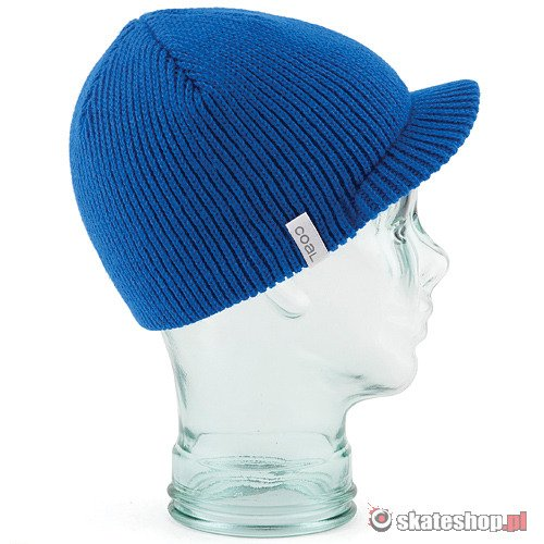 Czapka COAL The Basic '13 (royal blue) niebieska
