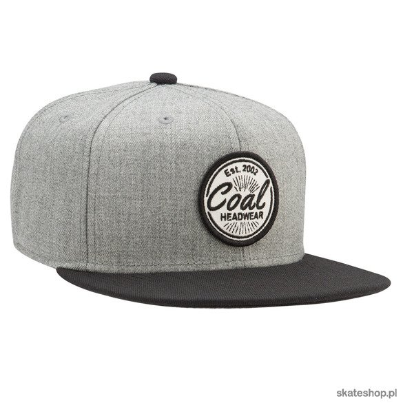 Czapka COAL The Classic (heather grey)
