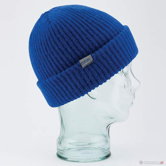 Czapka COAL The Coyle (royal blue)