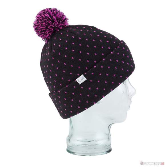 Czapka COAL The Dottie '14 WMN (black) czarna