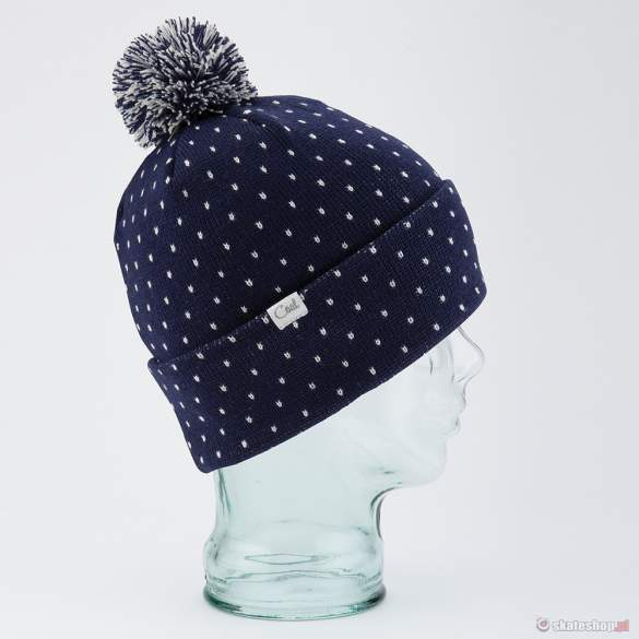 Czapka COAL The Dottie Wmn (navy)