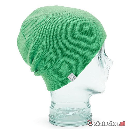 Czapka COAL The FLT '13 (lime green) zielona