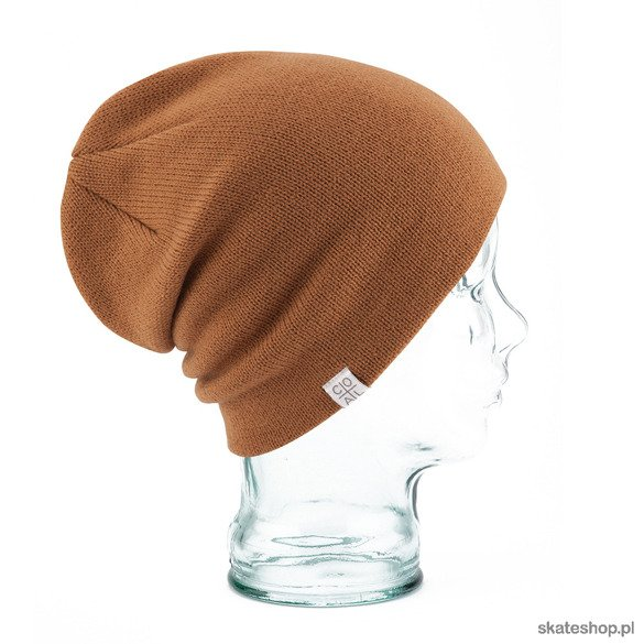 Czapka COAL The FLT (light brown)