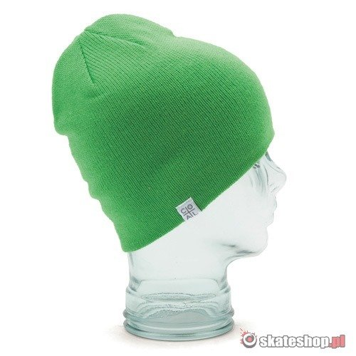 Czapka COAL The FLT (lime green) zielona
