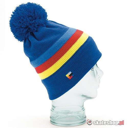 Czapka COAL The Freezin '13 (royal blue) niebieska