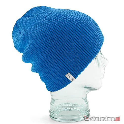 Czapka COAL The Frena Solid '12 (royal blue) granatowa