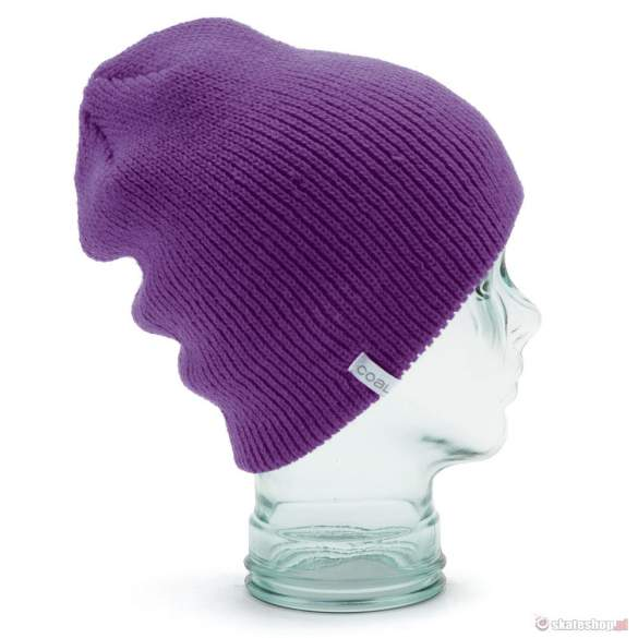Czapka COAL The Frena Solid '13 (purple) fioletowa