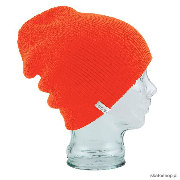 Czapka COAL The Frena Solid (neon orange)
