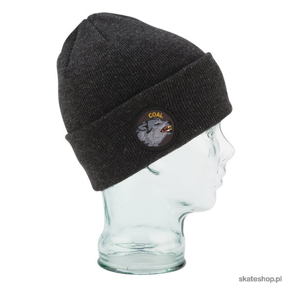 Czapka COAL The Gray (heather black)