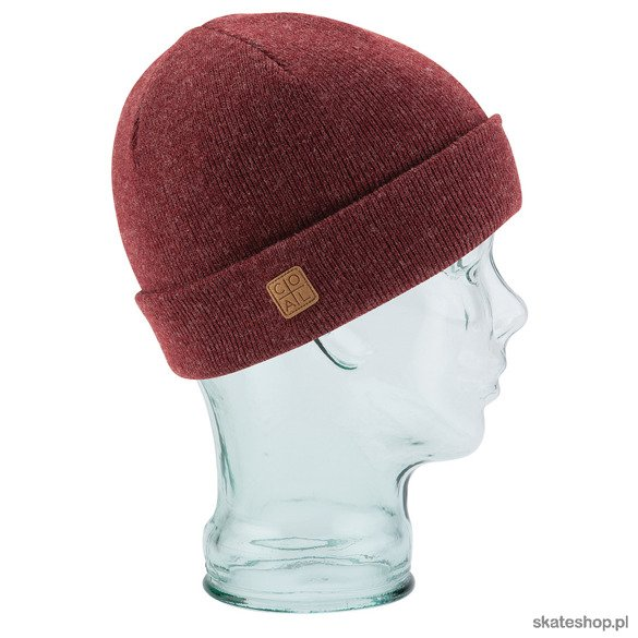 Czapka COAL The Harbor (heather burgundy)