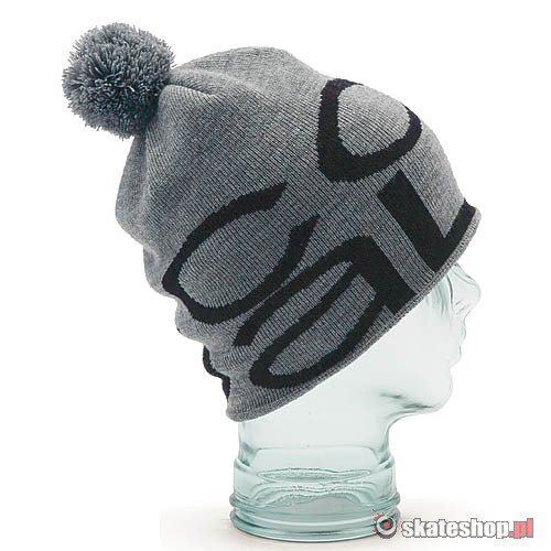 Czapka COAL The Logo '12 (heather grey) szara