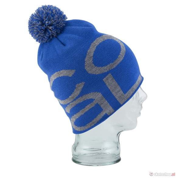 Czapka COAL The Logo '14 (royal blue) niebieska