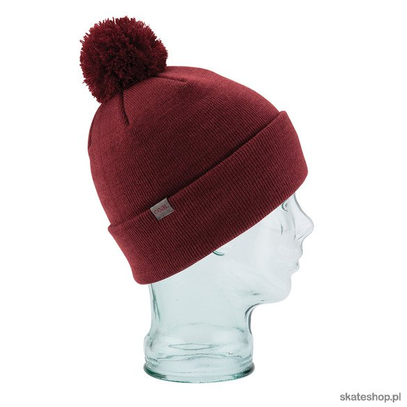 Czapka COAL The Pablo (Burgundy)