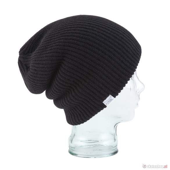 Czapka COAL The Super Slouch '14 (black) czarna