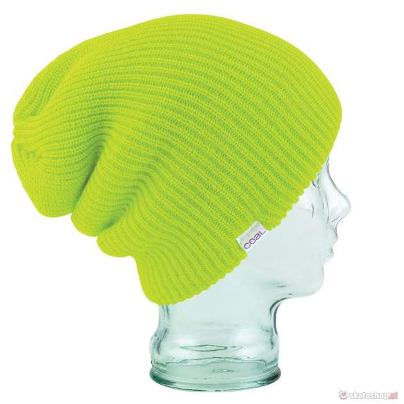 Czapka COAL The Super Slouch (fluorescent green)