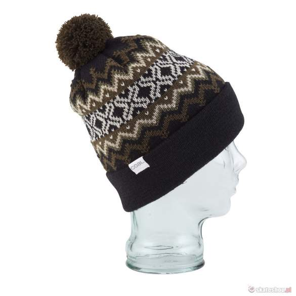 Czapka COAL The Winters '14 (black) czarna