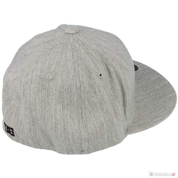 Czapka DC Bitchen '14 (heather grey) szara