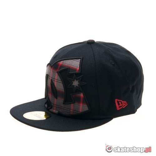 Czapka DC New Era Jesss (black) czarna