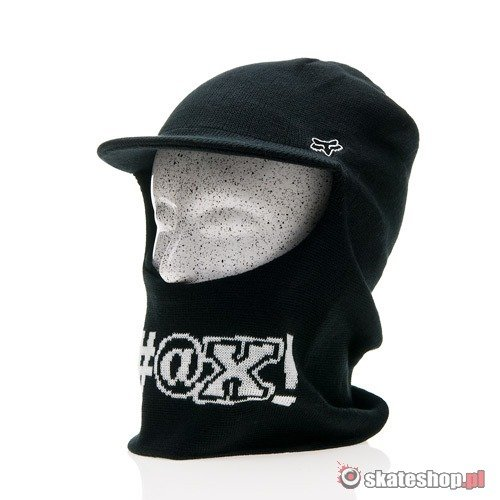 Czapka FOX Short Fuse (black) czarna