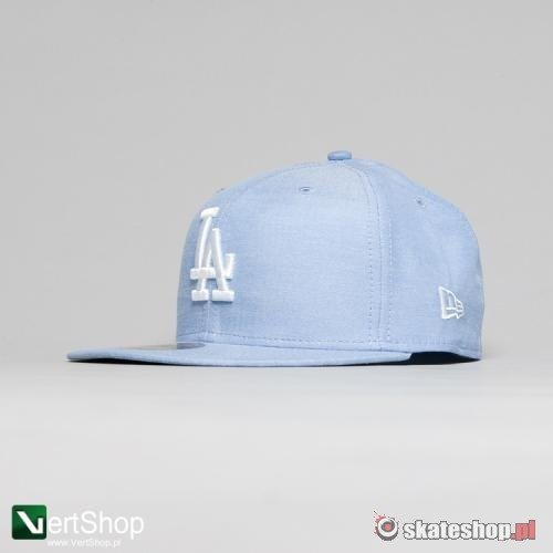 Czapka Full Cap NEW ERA LA Dodgers (błękit)