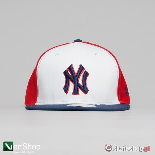 Czapka Full Cap NEW ERA NY Yankees (czerwona)