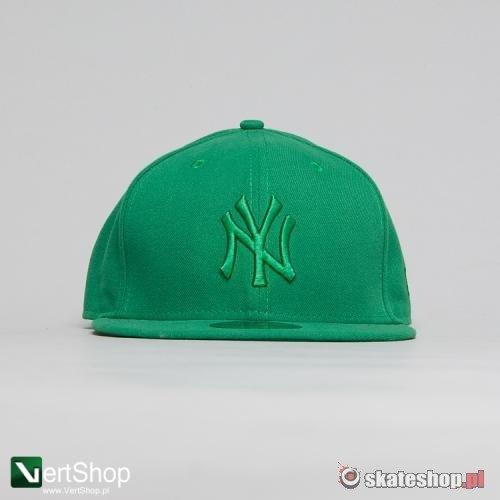 przybywa dostępność w Wielkiej Brytanii buty do biegania Czapka Full Cap NEW ERA NY Yankees (zielona)