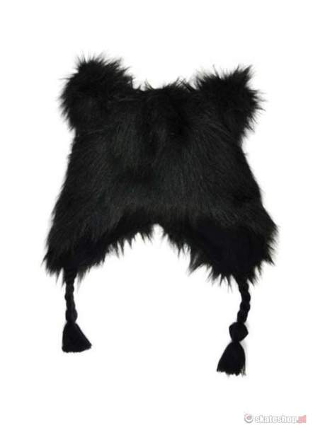 Czapka Little Fur W12 Black