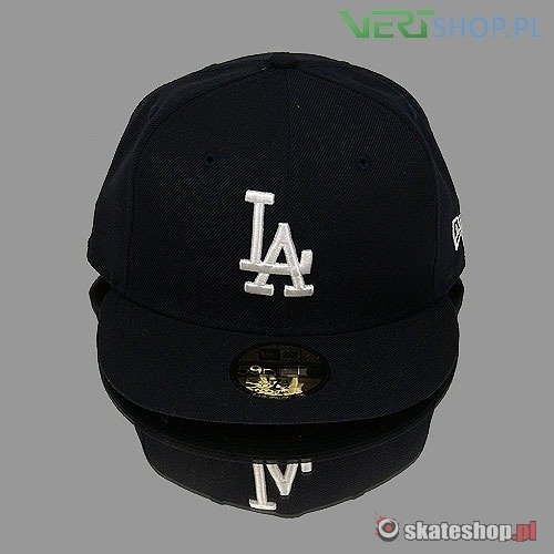 Czapka NEW ERA LA Basic (navy) granatowa