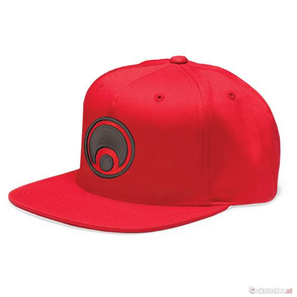 Czapka OSIRIS Corporate (red/black)