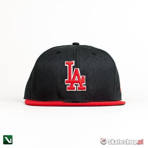Czapka Snap Back NEW ERA LA Dodgers (czarna)