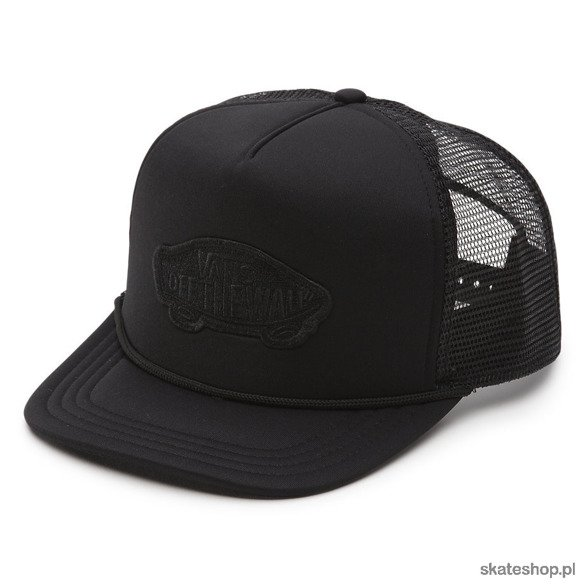 Czapka VANS Classic Patch Trucker (black)
