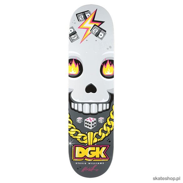 Deska DGK Williams Chain Gang 8.25''