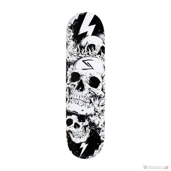 Deska Speed Skateboards Medium Concave Skulls