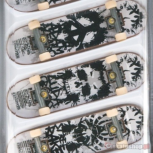 Fingerboard Deck 4 pack BLACK LABEL