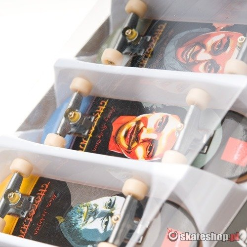 Fingerboard TECH DECK 4 pack Chocolate