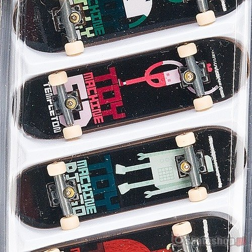 Fingerboard Tech Deck 4 pack TOY MACHINE