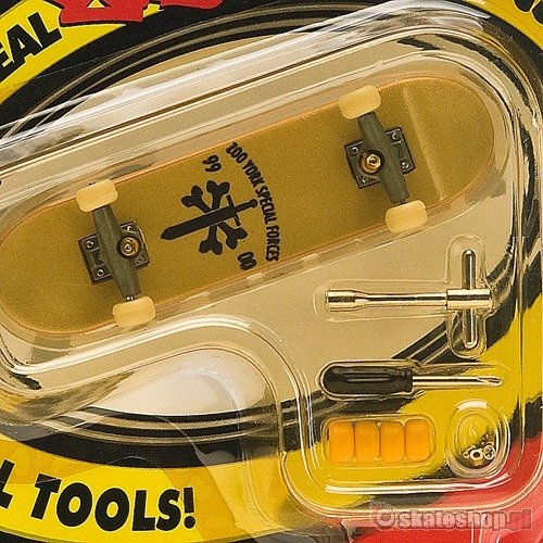 Fingerboard Tech Deck ZOO YORK Special Forces