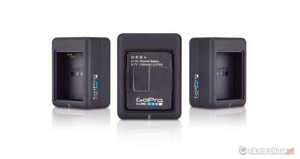 GoPro Ładowarka HERO3 Dual Battery Charger