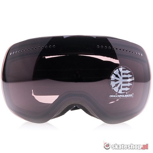 Gogle DRAGON APX (jet stealth/jet polarized) smpl