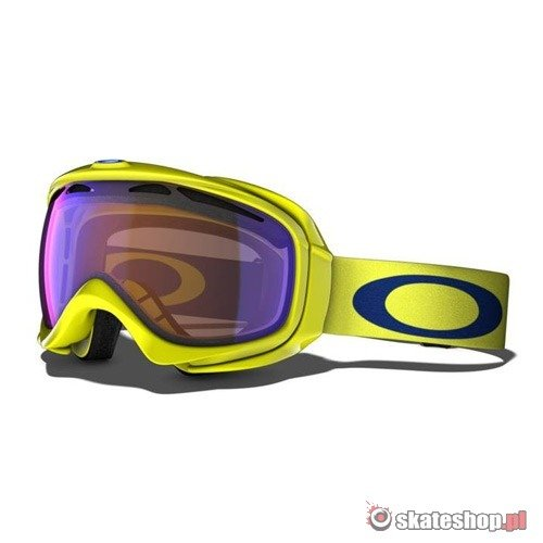 Gogle OAKLEY Elevate (canary/blue iridium) żółte