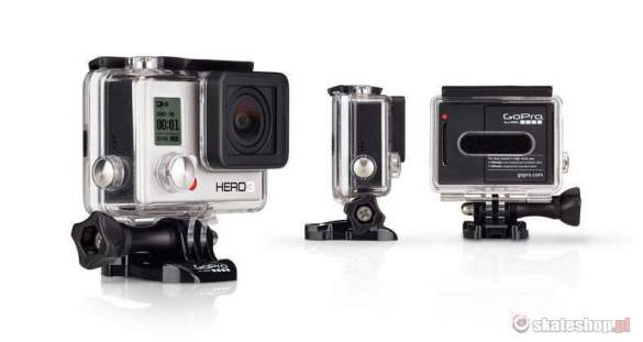 Kamera GoPro HERO 3+ White Edition