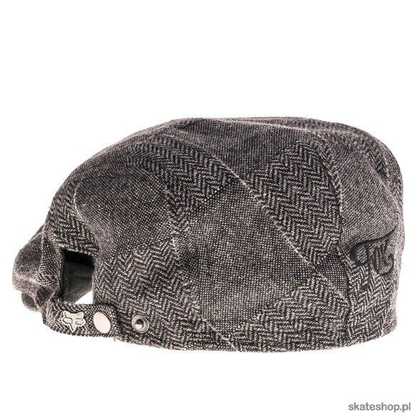 Kaszkiet FOX Attitude Cabbie (grey plaid)