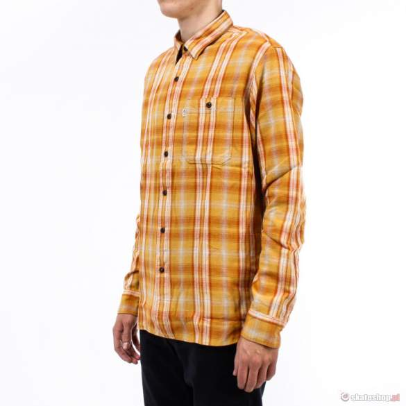 Koszula flanelowa Levi's Skateboarding Maker Shirt (yellow/red/white)