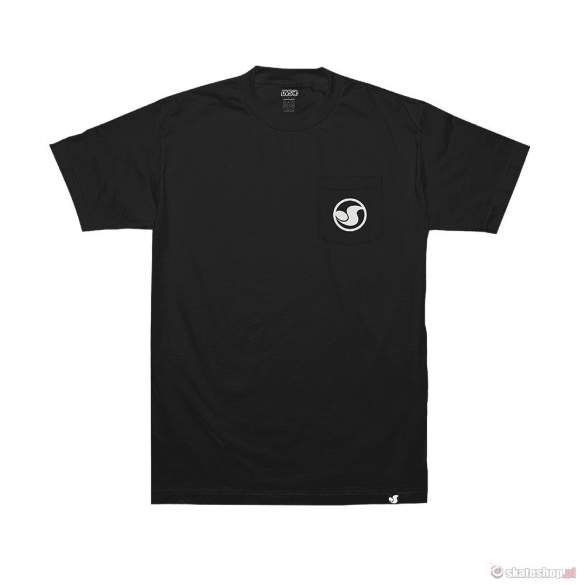 Koszulka DVS Icon Pocket Tee (black)