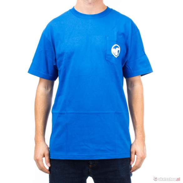 Koszulka DVS Icon Pocket Tee (blue)